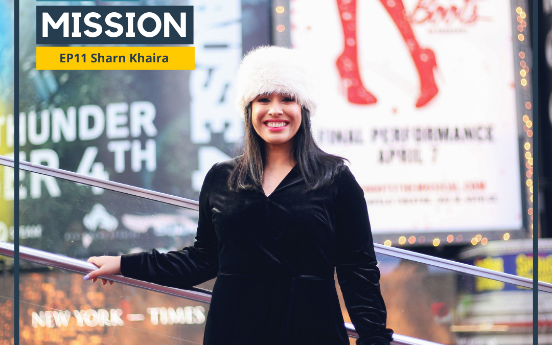 EP11: Overcoming Cultural Blocks with Sharn Khaira